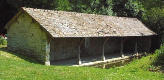 Lavoir de Villeconin
