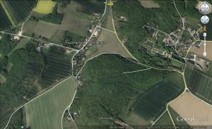 Fourchainville et Saudreville