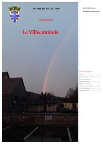 Villeconinois 89 - avril 2020